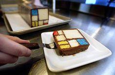 Saboreando a Mondrian. Tomado de www.bauhaus-classics24.com