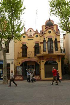Casa Magriñà - Rambla Principal - Vilanova i la Geltrú