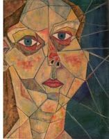 The Lost Sock : Cubism Portraits