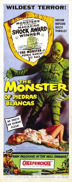 The Monster of Piedras Blancas, 1959