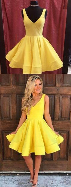 Short Prom Dresses, A line Prom Dresses, Yellow Prom Dresses, Sleeveless Prom Dresses, Short Prom Dresses, A Line dresses, Short Homecoming Dresses, Prom Dresses Short, Short Yellow dresses, A Line Prom Dresses, Prom Short Dresses, Homecoming Dresses Short, Prom dresses Sale, Hot Prom Dresses, Yellow Homecoming Dresses