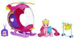 """Игровой набор My Little Pony """"Вертолет для Пинки Пай"""" - купить детские товары 2013-2014 с доставкой в интернет магазине Ozon.ru Описание и цена игровой набор my little pony """"вертолет для пинки пай"""", отзывы покупателей"""