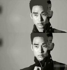 nice Kim Soo Hyun - Screens from FILA FW MAKING FILM 2015 video
