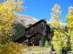 Colorado ghost town Buckskin Joe