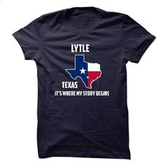 Lytle texas Its Where My Story Begins! Special Tees 2014 - #teacher gift #mothers day gift