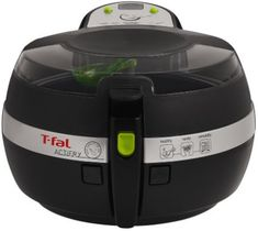 T-fal ActiFry Low-Fat Healthy AirFryer, Dishwasher Safe Best Offer. Best price T-fal ActiFry Low-Fat Healthy AirFryer, Dishwasher Safe, Multi-Cooker, Black Cook all your most loved fricasseed nourishment (up to lbs) wit Deep Fryer Oil, Best Deep Fryer, No Oil Fryer, Tefal Actifry, Healthy Fryer, Healthy Cooking, Cooking Tips, Camping Cooking, Food Tips