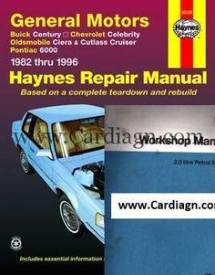 Free download general motors haynes repair manual covering fwd buick century chevrolet celebrity haynes repair manual pdf fandeluxe Gallery