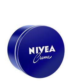 NIVEA Creme: Der unübertroffene Klassiker unter den Hautcremes. Pflegt und schützt jeden Hauttyp bei jeder Gelegenheit mit ihrer bewährten Formel: NIVEA Creme.