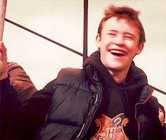 """Gryffindor Boys FMK: Seamus Finnigan, Dean Thomas, or Oliver Wood?   Community Post: 14 Magical Rounds Of Harry Potter """"F@#K, Marry, Kill"""""""