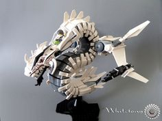 #LEGO Starfighter Whitefang by BobDeQuatre