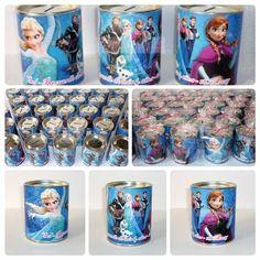 Alcancía (10 unidades) Frozen - Comprar en Minimandy