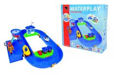 Container Port Big Waterplay Watercourse Play Set - EarlyWhirly - The Best Deals on The Best Wooden & Educational Toys
