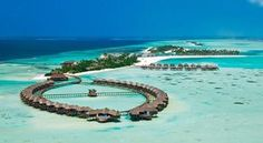 16 Cheapest overwater bungalow and water villa resorts in the world
