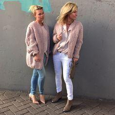 A pop of #pink by @kirobykim!  #kirobykim #new #handmade #knits #style…