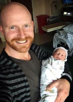 Michael Barnes of Red and wife welcome son Garrett Lee