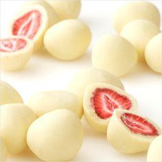 ストロベリーチョコホワイト/六花亭