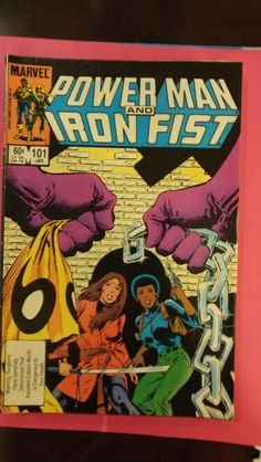 Power Man and Iron Fist #101 Jan 83