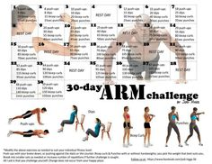 Flabby arms to tone arms!!