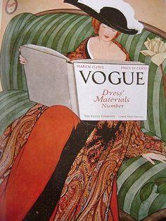 Vogue (Marzo, 1912) #Vintage