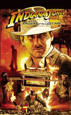 One of the greatest movie posters ever created (in my opinion) #IndianaJones