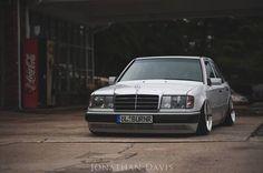 Lowered Mercedes Benz 300E/E300 1992-1995