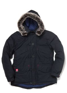 Snaefell Men's Down Parka - 66°NORTH