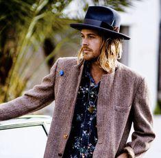 Fedoras, Cowboy Hats, Fashion, Moda, Fashion Styles, Fashion Illustrations