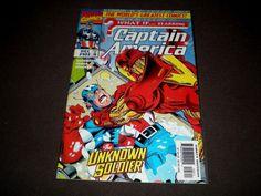 What If 103 111 114 (1997), Captain America, Wolverine, Secret Wars Marvel  B02