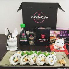 J'ai reçu un fukubukuro de Tanoshi! Container, Food, Travel, Essen, Meals, Yemek, Eten