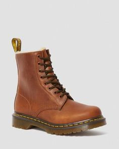 1460 SERENA FAUX FUR LINED ANKLE BOOTS | Chaussures fourrées | The Official FR Dr Martens Store