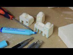 Creare casette presepe - Parte9 - YouTube