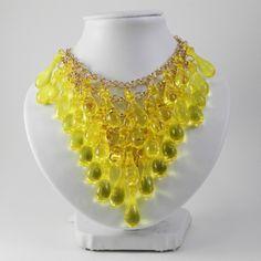Obessión con el amarillo!!!! Cómpratelo ya en www.missbrumma.com Collar Colgante!!!!