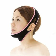 Features:1.Elastic,Breathable and comfortable. 2 can promote blood circulation and tighten neck, check and chin. 3.Perfect for lifting and slimming entire face. Specifications: Material:Polyester Color:Pink. How to Use? 1.wash your face clean. 2.wear it and take off 20~40 minutes later. 3.wash your face again. Package included 1 face-lift Band Nose Straightener, Double Chin Reduction, Cheek Lift, Reduce Double Chin, Lifting Devices, Face Wrinkles, Sagging Skin, Skin Care Tools, Linnet