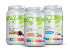 Vega One is one of the most well known vegan diet shakes on the market. Get details on the shake's nutrition facts, flavors, benefits, & overall score here. Protein Powder For Women, Best Protein Powder, Weight Loss Shakes, Best Weight Loss, Lose Weight, Protein Shakes, Vega One, Shakeology Alternative, Best Meal Replacement Shakes