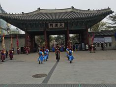 Palace Guard Rotation Ceremony and Much more in Seoul, Korea | 코리일보 | CoreeILBO