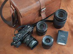 Fivedotsix Camerabag, Design Curt Ekblom on Behance