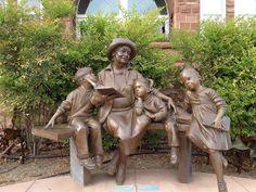 St George library. Utah