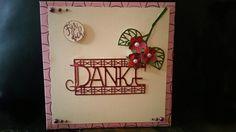 Tutorial: Verpackung für Schokolade Merci, Punchboard, Stampin' Up!