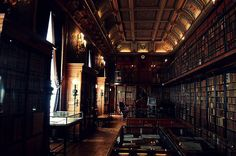 """cuprikill: """" Library by Babette S. on Flickr."""