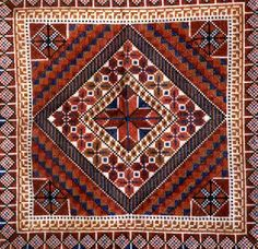 Palestinian Embroideries (123), via Flickr.