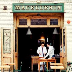 Marcelleria - Restaurant in the Meatpacking District, NYC | by © natasha