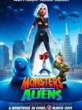 Monstruos vs Aliens - 2009