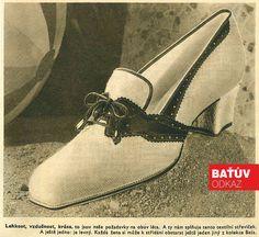#zlin #bata #batashoes #zdobovehotisku #batuvodkaz #strevicek #obuv #boty #retro
