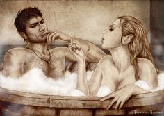 NWN 2 - Steam and bubbles by Isbjorg on DeviantArt