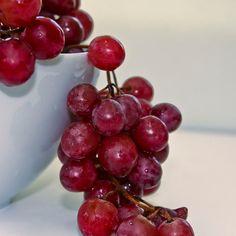 Red Grapes Still Life by DesignbyRita on Etsy, $15.00