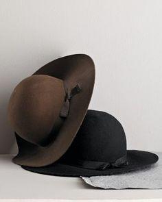 Hat Attack Felt Floppy Hat