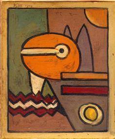 Paul Klee 1914 [source]