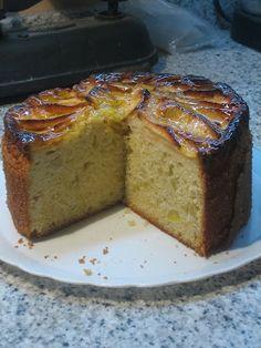 mi escuela de pastelería: TARTA DE MANZANA ALEMANA                                                                                                                                                                                 Más Chicken Salad Recipes, Fruit Recipes, Apple Recipes, Sweet Recipes, Dessert Recipes, Sweets Cake, Cupcake Cakes, Sweet Desserts, Delicious Desserts