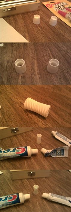 good idea to re-fill tubes