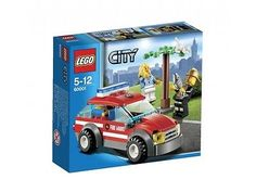 LEGO City Fire Chief Car (60001) BRAND NEW SEALED